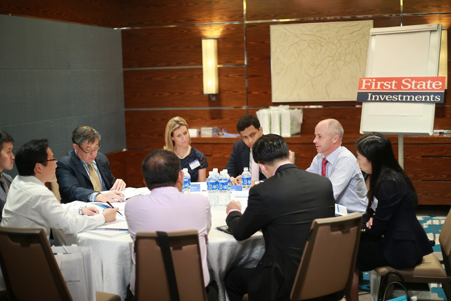 2b. Workshop_First State Investments