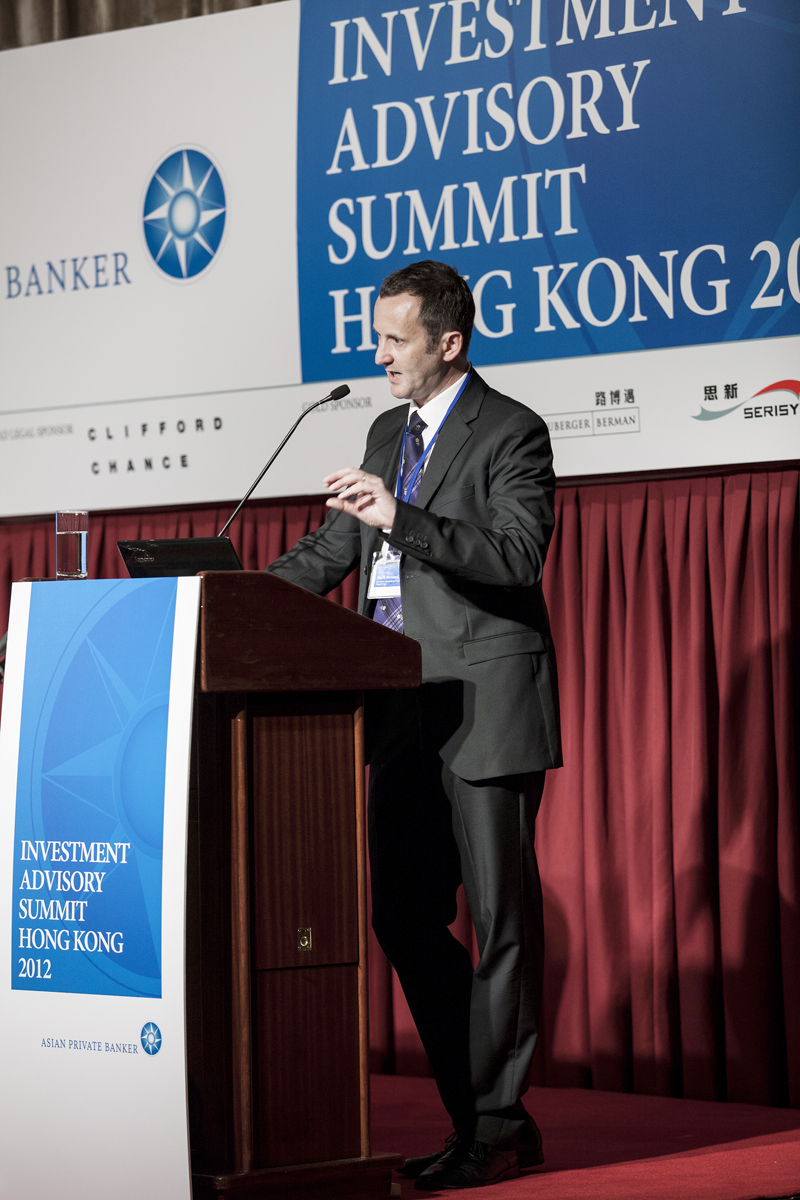 Investment Advisory Summit Hong Kong 2012 Event Documentary Photography