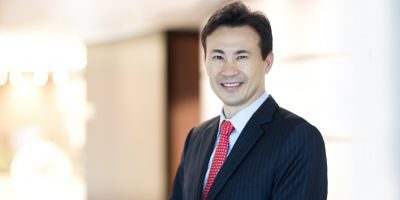 Joseph Poon, head of UHNW, South Asia, UBS