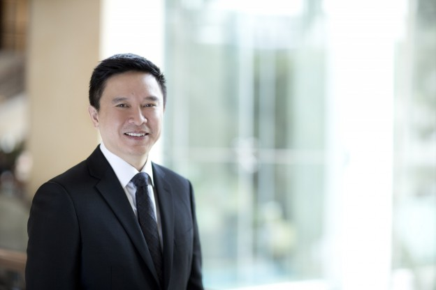 Edmund Koh, Head of Wealth Management for Asia Pacific