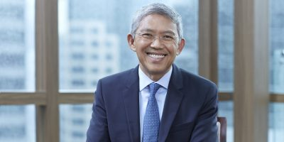 Bahren Shaari, Chief Executive Officer, Bank of Singapore