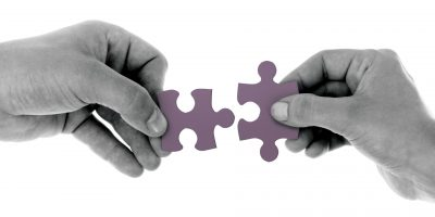 puzzle, M&A, merger, acquisition, hands, join