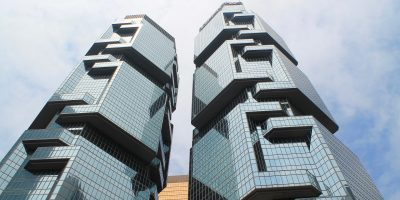 Hong Kong, Lippo Centre, Duo, Two