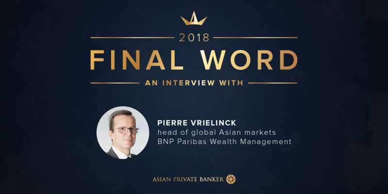 2018 Final Word Pierre Vrielinck
