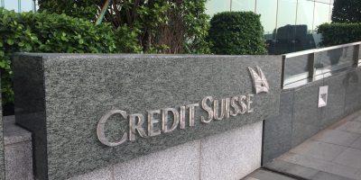 Credit Suisse ICC Hong Kong