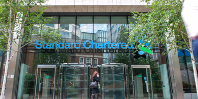 Standard Chartered London UK