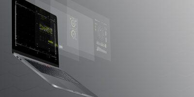 computer data tech