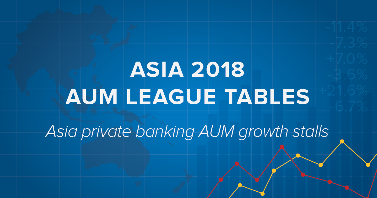 Asia 2018 AUM League Table - Asian Private Banker