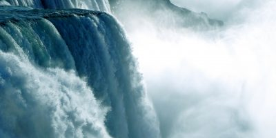 Flows waterfall niagara falls deluge