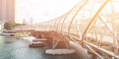 Singapore bridge