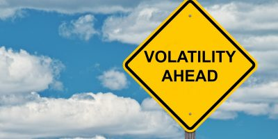 Volatility Ahead Warning Sign