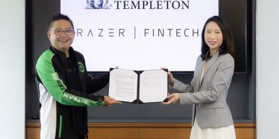 Razer Fintech (Lee Li Meng) and Franklin Templeton (Dora Seow)