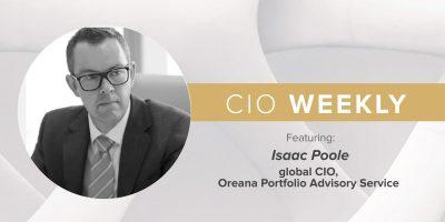 CIO weekly — Isaac Poole