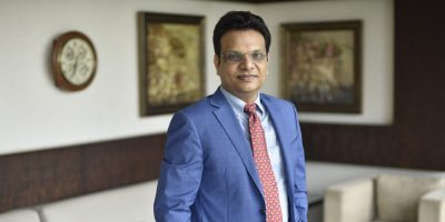 Nitin Jain, MD & CEO, Edelweiss Wealth Managemen, Hi res