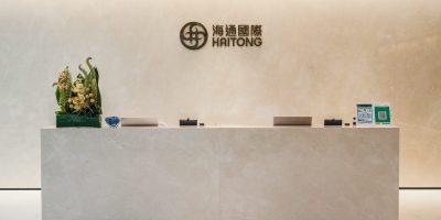 Haitong International One IFC Office_2